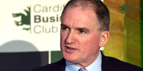 Cardiff Business Club interviews Jonathan Lewis, CEO of Capita Plc
