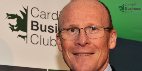Cardiff Business Club appoints new Secretary: Paul Thorburn