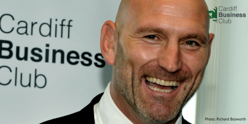 Cardiff Business Club meets….Lawrence Dallaglio OBE