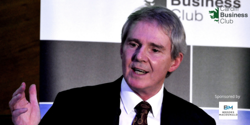 Cardiff Business Club interviews: Professor Sir Nigel Shadbolt